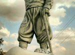فراخوان بە حضور در مراسم رونمایی از مجسمه مامه رحه کلیخان