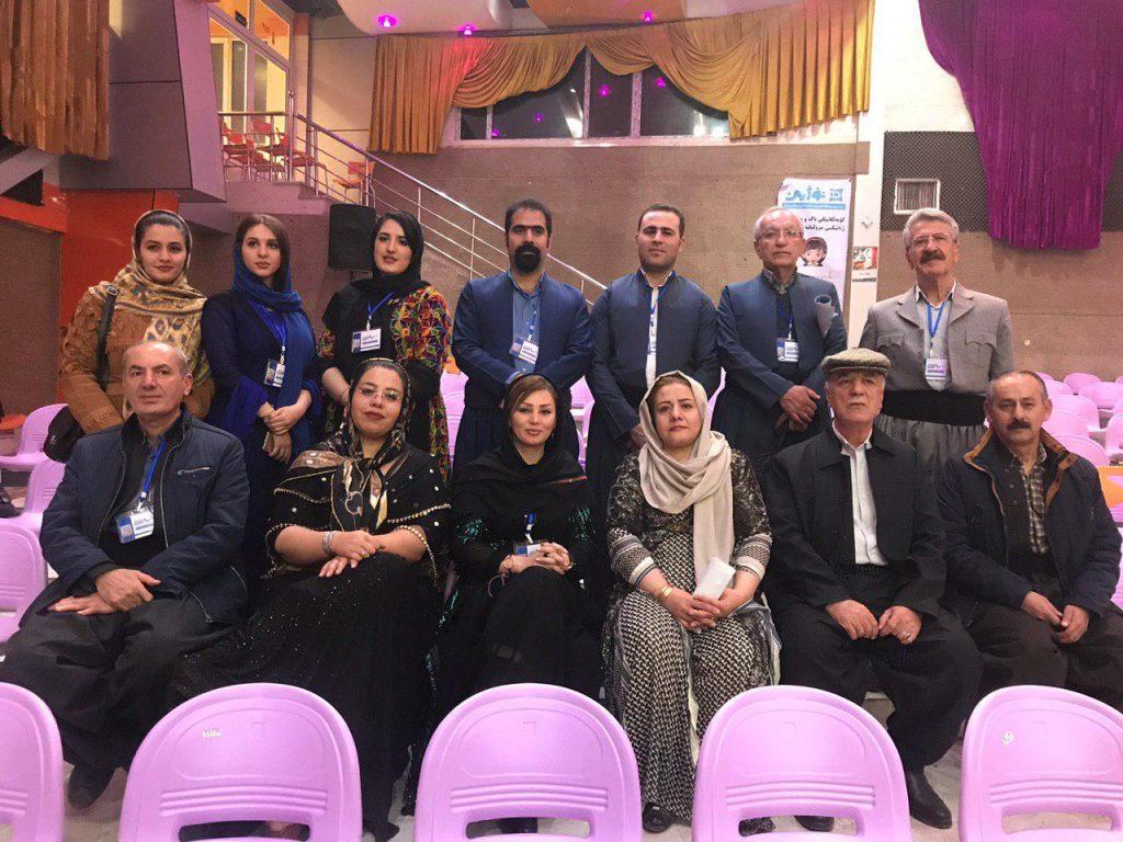 بنیاد توسعه فرهنگی آشتی بانه - روز زبان مادری
